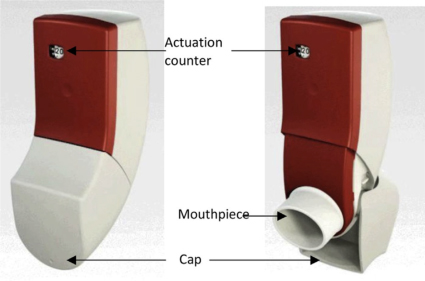 Therapeutic equivalence of budesonide/formoterol delivered via breath-actuated inhaler vs pMDI.