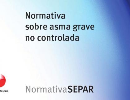 Normativas SEPAR y ERS/ATS sobre asma grave