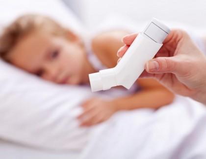 Paciente asmático tratado con ICS